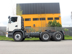Scania G420 6x4 Truck Traçada 2010 = G 440 400 360 124 360
