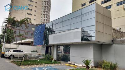 Salão Comercial Para Locação, Parque Da Mooca, São Paulo. - Sl0047