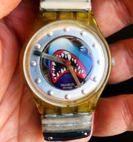 Relógio Swatch Originals Gk320 Ag1999 Raro - Precisa Reparo