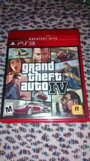 Grand Theft Auto Iv - Gta 4 - Ps3