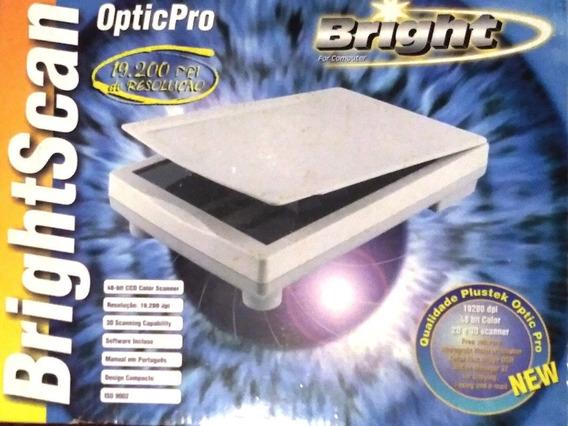 Scanner Bright Optic Pro