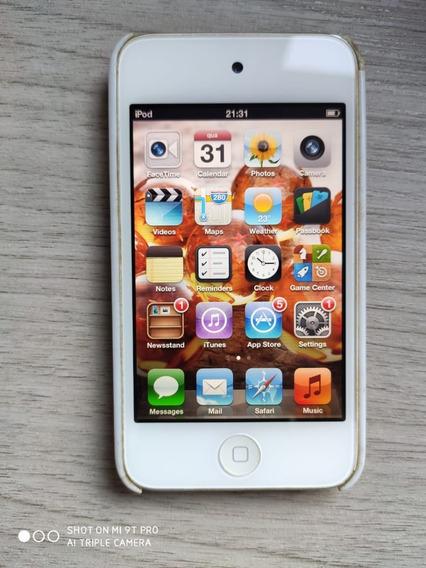 iPod Touch 4ª Geração 8gb + Capa + Carregador - Apple
