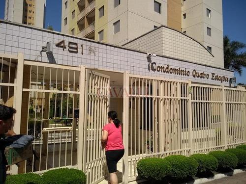Imagem 1 de 25 de Lindo Apartamento Com Lazer Completo - 4734