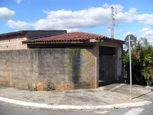 Imagem 1 de 15 de Casa Residencial À Venda, Jardim Das Cerejeiras, Atibaia - Ca1150. - Ca1150