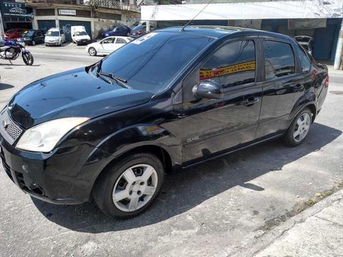 Fiesta Sedan 2009 1.6 Completo Com Gnv