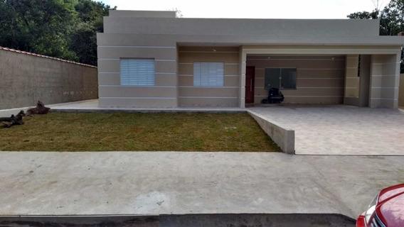 Casa Em Condomínio Fechado, Área Verde, 3 Dormitórios