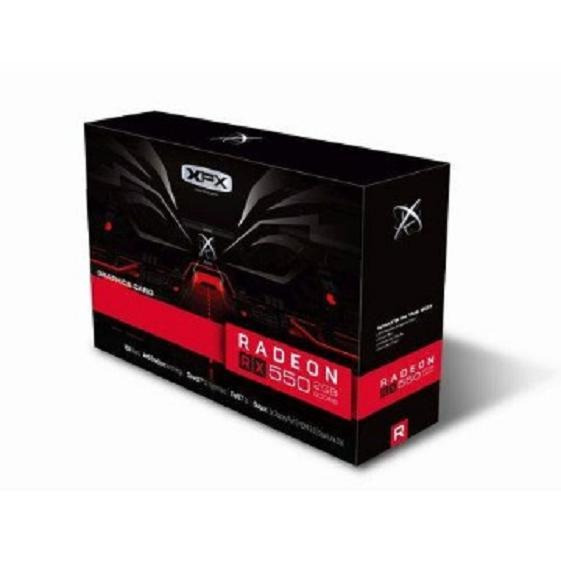 Placa De Vídeo Amd Radeon Rx 550 2gb Ddr5 Rx-550p2sfg5 Xfx