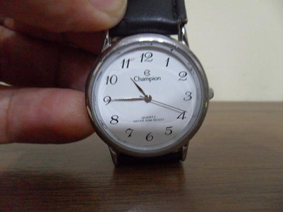 Relógio Champion Masculino Original Ch22288 Perfeito