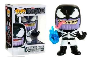 Funko Pop Figura Venomized Thanos Int 40705 Original Wabro