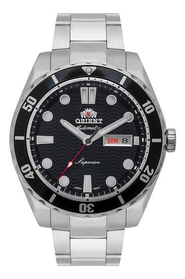 Relógio Orient Automatico Superior Masculino F49ss003 P1sx