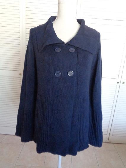 Sweter Fashion Bug Talla L, Seminuevo, Sin Detalles, Amplio