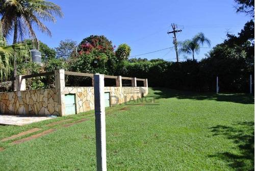 Chácara À Venda, 1200 M² Por R$ 700.000,00 - Bananal - Campinas/sp - Ch0434