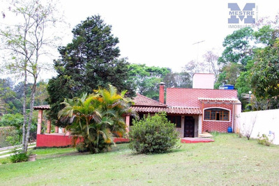 Chácara Residencial Para Venda E Locação, Sítios De Recreio Rober, Guarulhos. - Ch0019
