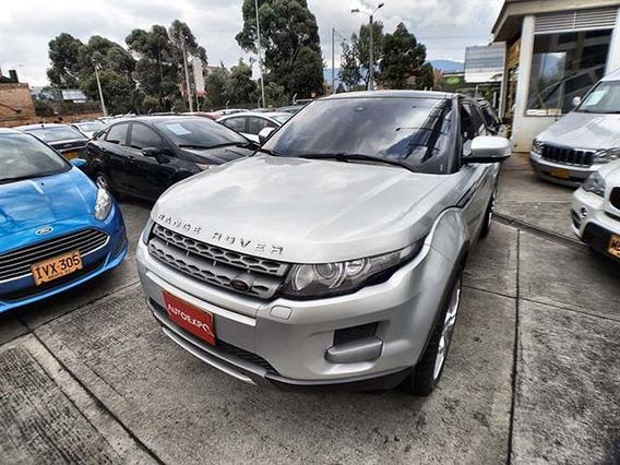 Land Rover Range Rover Evoque Pure Sec 2 Gasolina 4x2