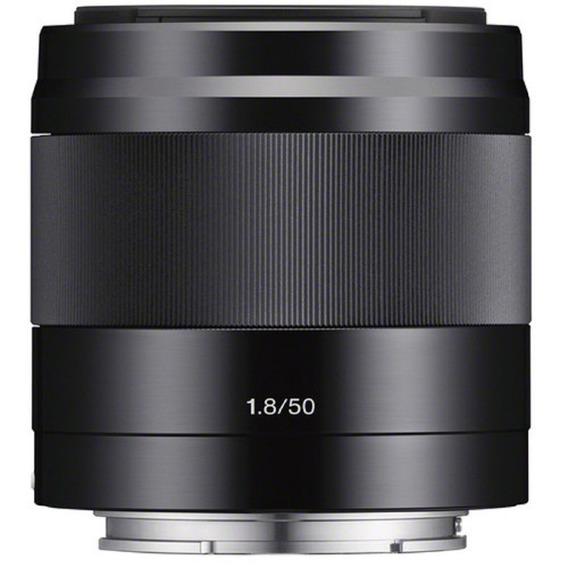 Lente Sony E 50mm F/1.8 Oss (sel50f18) Garantia Sem Juros