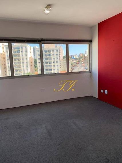 Sala Para Alugar, 45 M² Por R$ 900,00/mês - Jardim Guarulhos - Guarulhos/sp - Sa0046