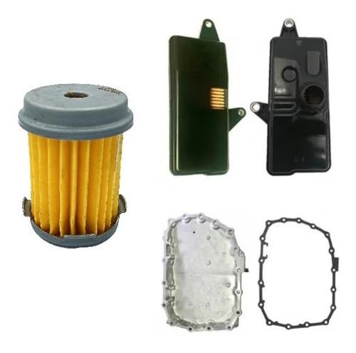 Imagen 1 de 10 de Cárter + Junta + Filtro Interno Y Externo Honda Fit Cvt