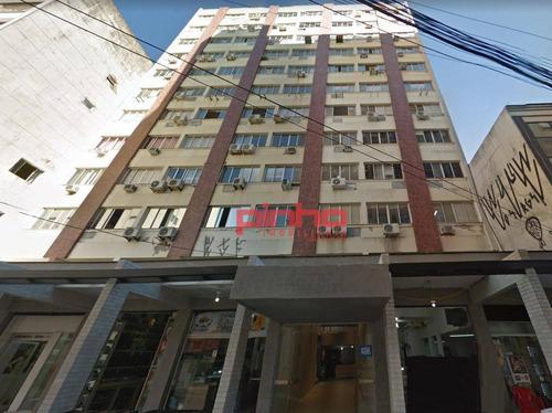 Sala À Venda, 51 M² Por R$ 140.000,00 - Centro - Florianópolis/sc - Sa0007