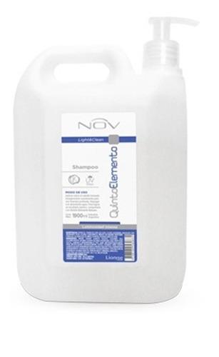 Shampoo Quinto Elemento Nov X 1900 Ml