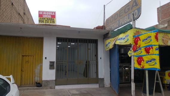 Local Comercial Cerca A Essalud Prolima