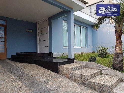 Excelente Casa Térrea - Gopoúva - Próx. Av. Emílio Ribas - Ca0794
