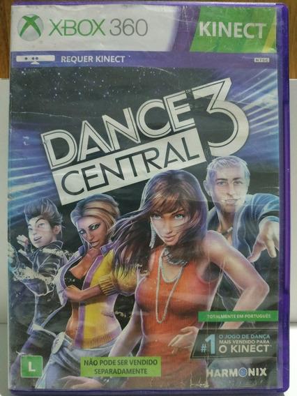 Dance Central 3 Xbox 360 Original Requer Sensor Kinect