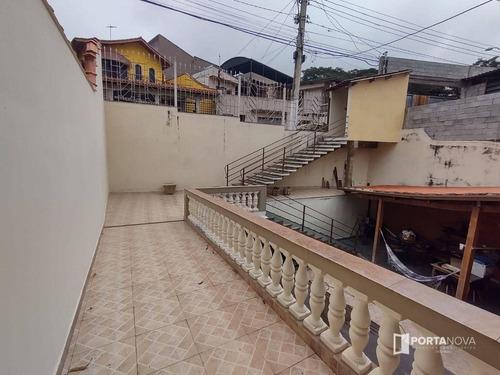 Casa Para Alugar, 108 M² Por R$ 2.800,00/mês - Vila Carmem - Embu Das Artes/sp - Ca0681