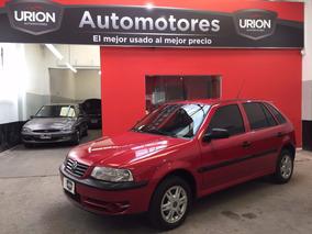 Volkswagen Gol 1.6 Confortline 2004 Nafta 5 P Urion Autos