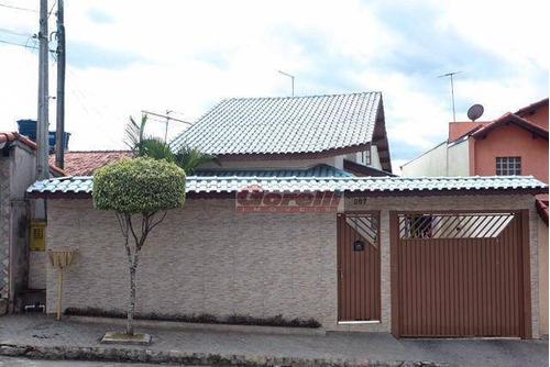 Casa Com 4 Dormitórios À Venda, 220 M² Por R$ 850.000,00 - Jordanópolis - Arujá/sp - Ca1252