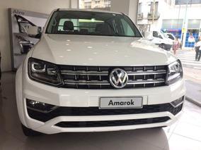 Volkswagen Amarok Highline 0km 4x4 Automatica Nueva Vw 2018