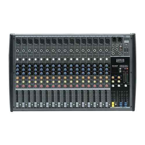 Mesa De Som 16 Canais Usb Cmx16usb - Mark Audio