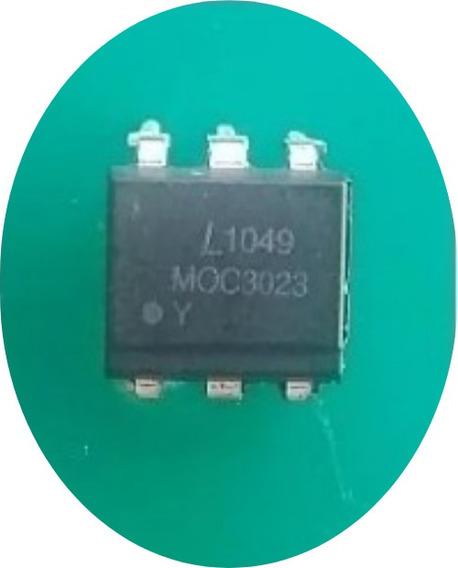 Moc3023 Optoacoplador Circuito Integrado (20 Pçs)