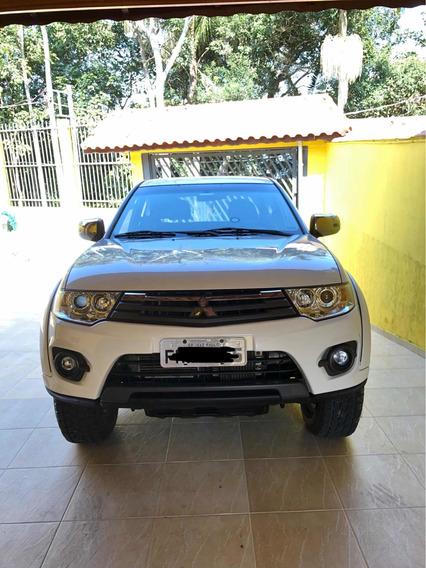 L200 Triton Hpe 2014 Automática Diesel 4x4 Completa