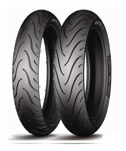 Par Pneus Michelin Pilot Street 110 + 140 R3 Mt-03 Mt03