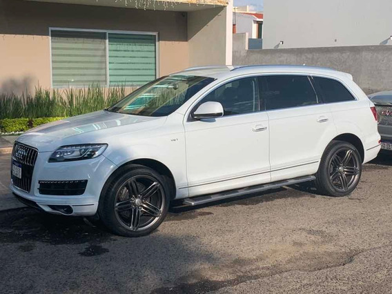 Audi Q7 3.0 T Elite Tiptronic Qtro 333hp At 2014