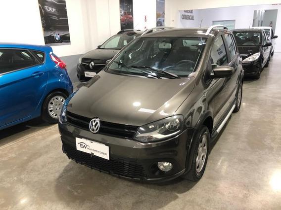 Volkswagen Crossfox 1.6 Confortline 2010 100% Financiado
