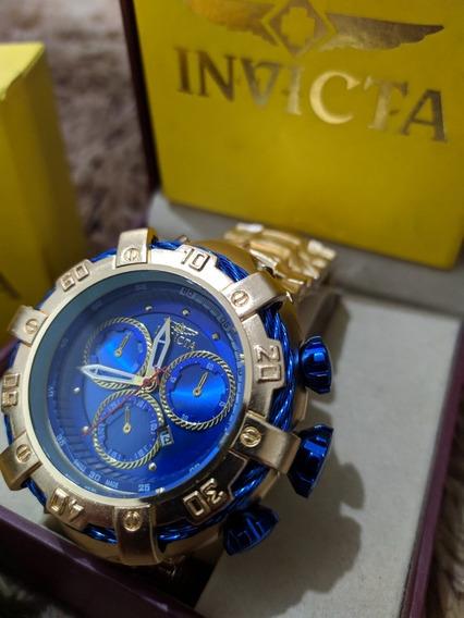 Relógio De Luxo Grande E De Marca