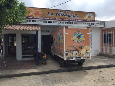 Panaderia Con Local+ Entable Incluido