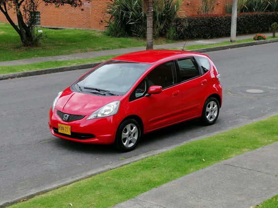 Honda Fit Lx Mt 1400 2ab Aa Abs 2do Dueño