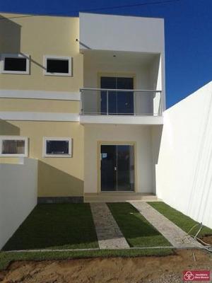 Duplex - Geminada No Bairro São João Do Rio Vermelho Em Florianópolis Sc - 820