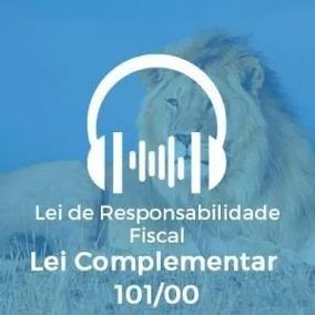 Lei De Responsabilidade Fiscal Lrf - Lc 101 Em Aúdio Mp3