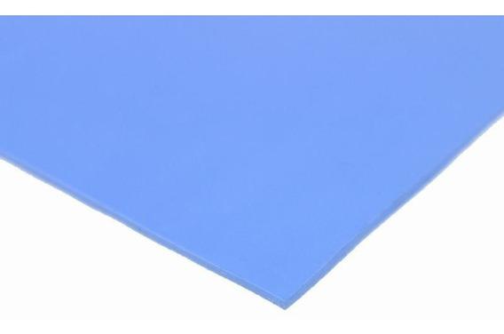 Thermal Pad Térmico Folha Azul 10cm X 10cm X 1.5mm