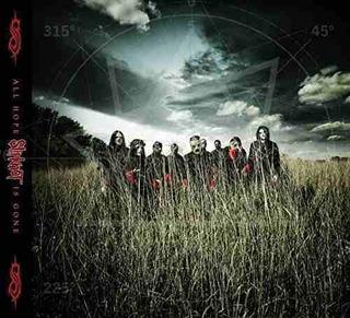 Cd : Slipknot - All Hope Is Gone (clean Version)
