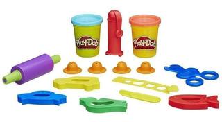 Massinha Play-doh - Rolos, Cortadores E Mais - Hasbro