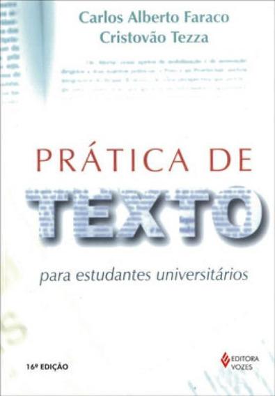 Prática De Texto Para Estudantes Universitários