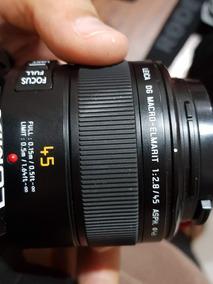 Lente Leica M4/3 45mm F2.8 Macro