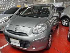 Nissan March Sense 1.6cc Mt 2013