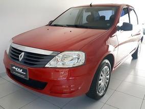 Renault Logan 1.0 16v Authentique Hi-flex 2012