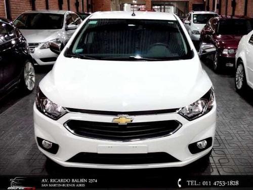 Imagen 1 de 9 de Chevrolet Onix 2019 1.4 Ltz 98cv
