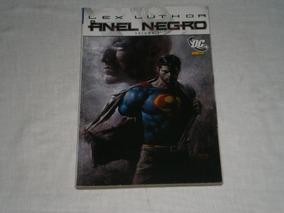 Lex Luthor - O Anel Negro Especial Capa Dura Papel Cartao
